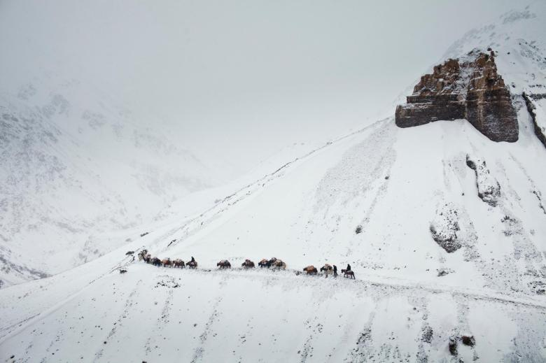 PRISONERS OF THE HIMALAYAS
